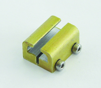 PIKO 35294 Brass Over-Joiner Rail Clamp