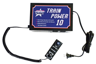 USA Trains RTP10  Walk-Around 10 amp DC Track Power Pack with Momentum