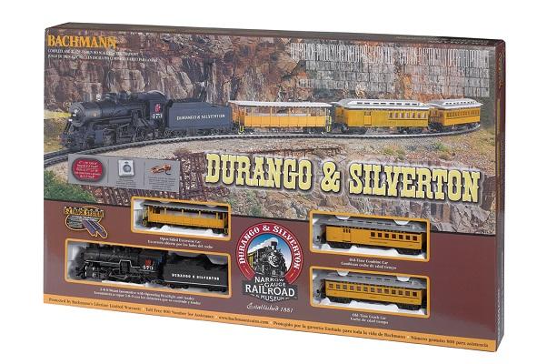 Bachmann 00710 HO-Scale Durango Silverton Passenger Set