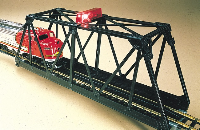 Bachmann 46904 N-Scale Blinking Bridge