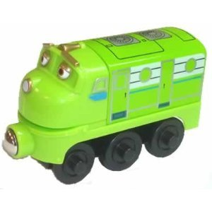 Chuggington 56028 Green-Painted Wilson