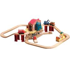 Chuggington 56702 Calleys Rescue Set