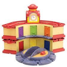 Chuggington 56803 Double-Decker Roundhouse