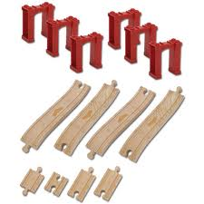 Chuggington 56903 14-Piece Elevated Track Pack