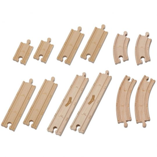 Chuggington 56909 12-Piece Track Pack