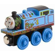 98015LC Mud Covered Thomas