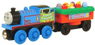 98033LC Thomas and Easter Egg Car