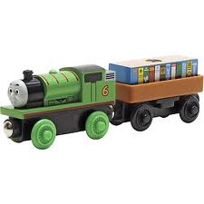 98058LC Percy and Storybook Car