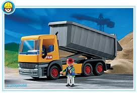 Playmobil 3265 Construction Dump Truck