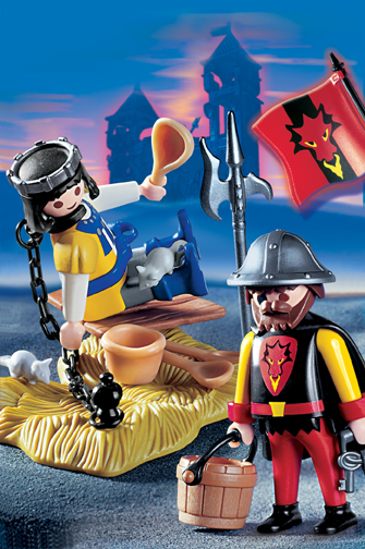 Playmobil 3328 Captive Prince