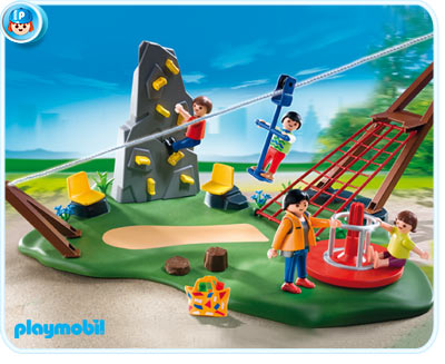 Playmobil 4015 Activity Playground Super Set