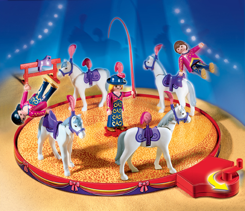Playmobil 4234 Circus Horse Ring