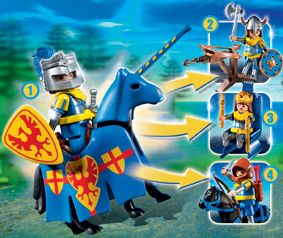 Playmobil 4339 Medieval Knight or King