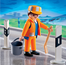 Playmobil 4682 Construction Worker