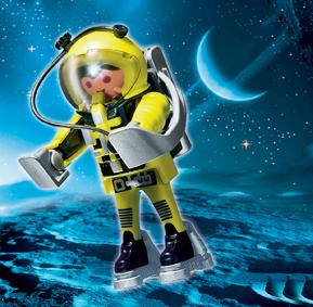 Playmobil 4747 Astronaut
