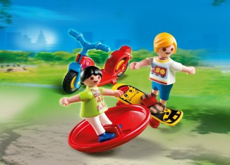 Playmobil 4764 Children with Toys