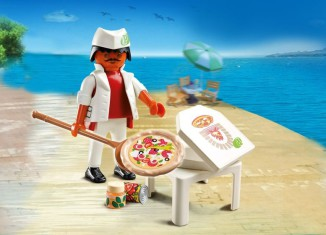 Playmobil 4766 Pizza Baker