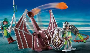 Playmobil 4840 Dragon's Catapult