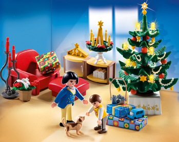 Playmobil 4892 Christmas Room