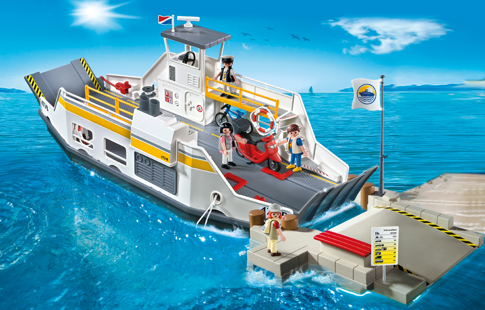 Playmobil 5127 Ferry Boat