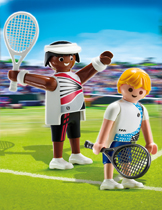 5196PM Playmobil Tennis Players