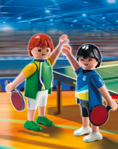5197PM Playmobil Ping Pong Players