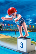 5198PM Playmobil Swimmer