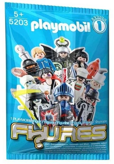 5203PM Playmobil Mystery Figure