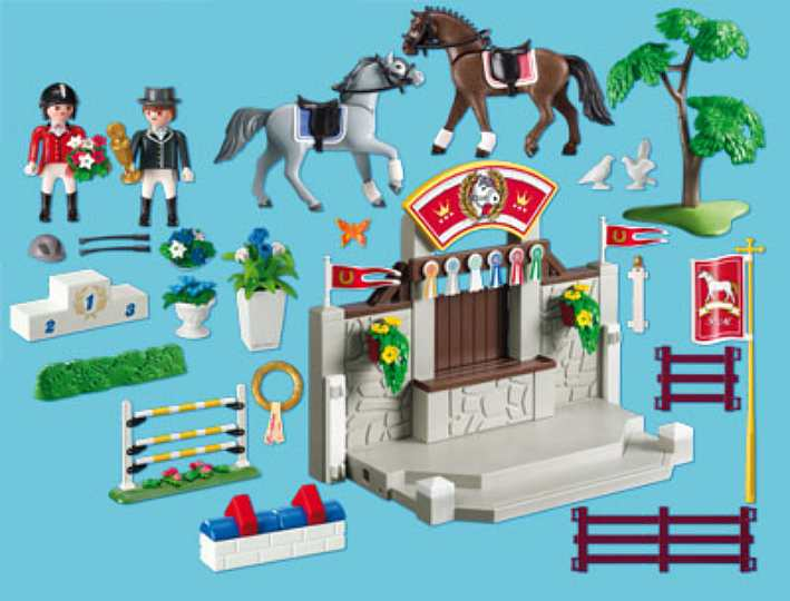 5224PM Playmobil Horse Show