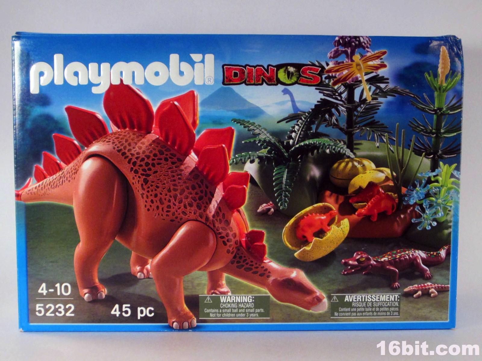 Playmobil 5232 Stegosaurus Dinosaur