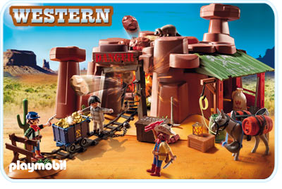 Playmobil 5246 Gold Mine