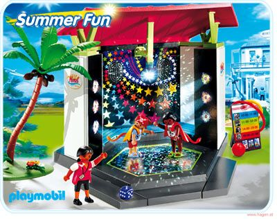 5266PM Playmobil Children Club with Disco