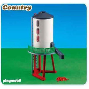 6262PM Playmobil Barn with Silo