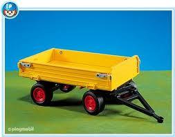 7299PM Playmobil Farm Tipper Wagon