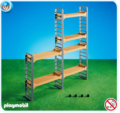 Playmobil 7333 Scaffold