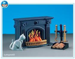 7344PM Playmobil Victorian Fireplace