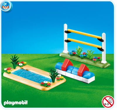7372PM Playmobil Show Jumps