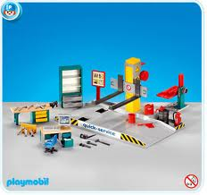 7398PM Playmobil Vehicle Repair Equipment