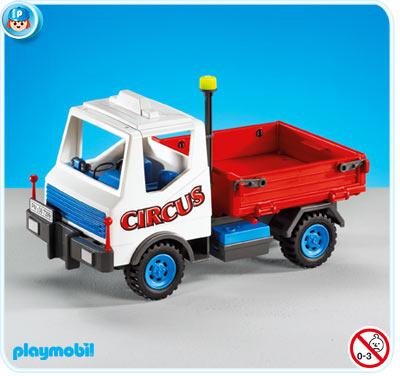 Playmobil 7399 Circus Truck