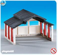 7438PM Playmobil Barn