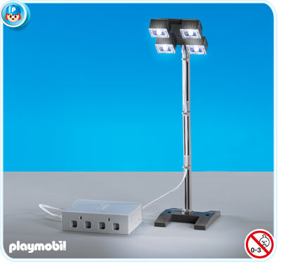 Playmobil 7445 Floodlight