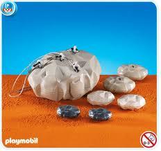 Playmobil 7452 Boulders
