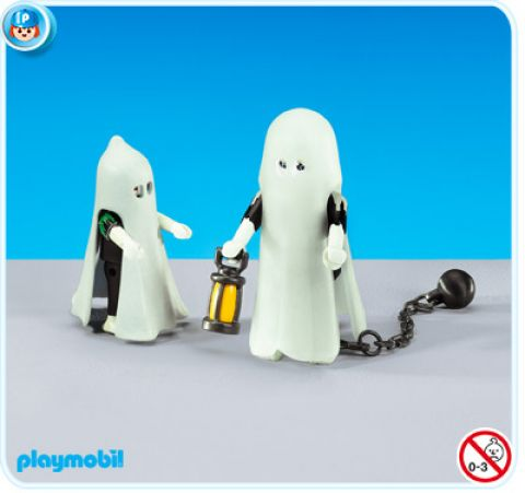 7482PM Playmobil 2 Scary Ghosts