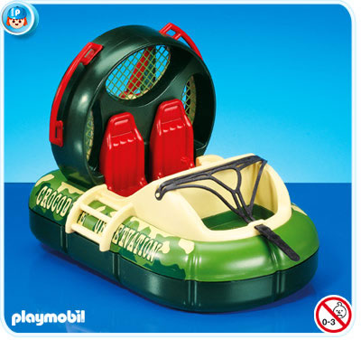 Playmobil 7491 Hovercraft