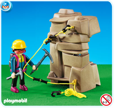 7529PM Playmobil Mountaineer