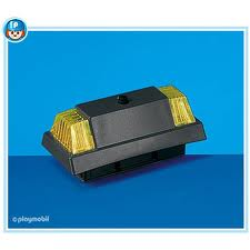 Playmobil 7634 Yellow Flashing Light