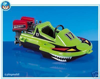 7656PM Playmobil Speed Boat