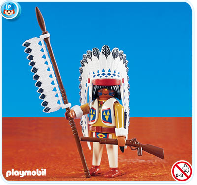Playmobil 7660 Native American Chief