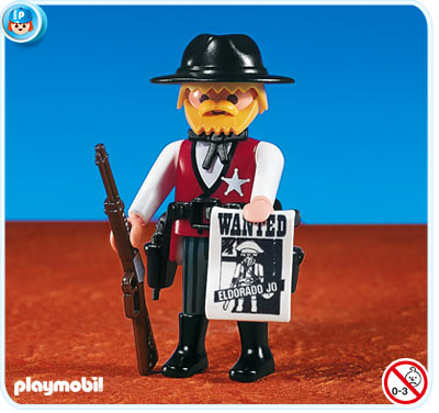 Playmobil 7661 Sheriff