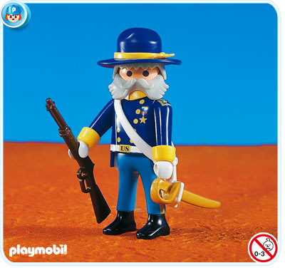 Playmobile 7662 Union Leader